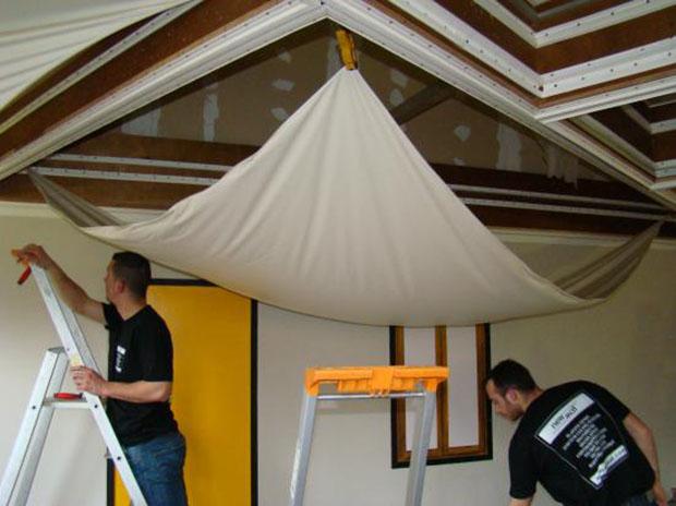 prix de pose plafond tendu