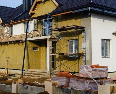 prix d'une isolation de maison par l'extérieur
