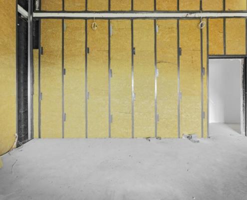 Isoler soi-même ses murs par l'intérieur